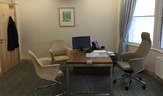 Vascular Services Consulting Rooms
